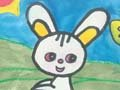 (范文)可爱的小白兔卡卡