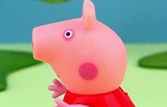 小猪佩奇玩具动画故事