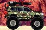 越野装甲车