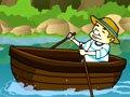 爱划船的老爷爷·英文儿歌