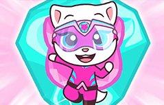 女孩动画-汤姆猫英雄小队