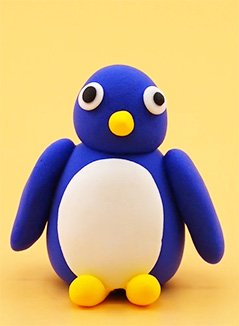 勇敢的小企鹅