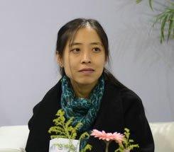 组图:CCBF国际童书展 儿童文学翻译家梅思繁