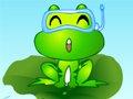 小青蛙抓苍蝇·学前班拼音