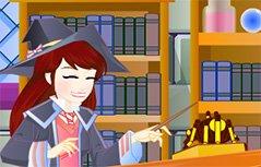 女孩游戏-美女魔法学院