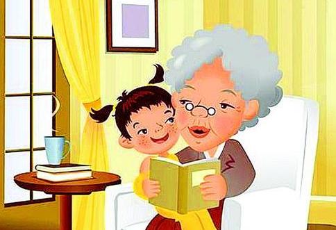 给外婆的一封信