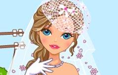 女孩游戏-新娘婚礼大购物