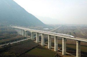 西成高铁开通 西安昆明贵阳兰州望形成4小时交通圈