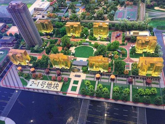 万科公园里项目篇:项目最后住宅部分已经开始推出