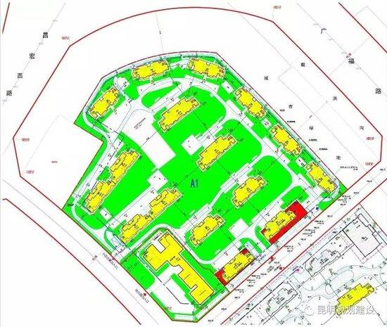 红星地产正在酝酿4个项目 红星·天铂售楼部9月底开放