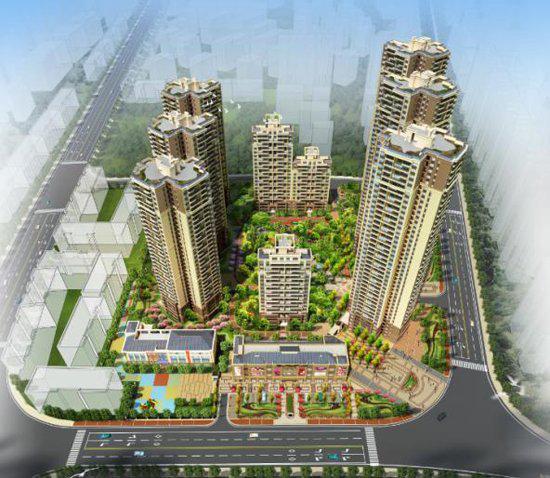 9月昆明新增预售面积104万方 中海龙泉公馆居于榜首