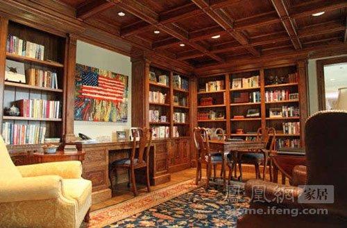 40个家庭图书馆设计方案分享
