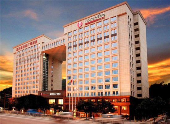 莎梅酒店引进华美达酒店入驻孔雀镇 见证高铁魅力