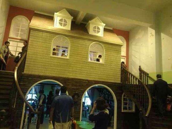 """公园1903海贝幼儿园 孩子生活在""""迪斯尼""""世界里"""