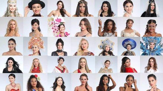 30国世界旅游小姐年度皇后与您相约涌鑫哈佛中心
