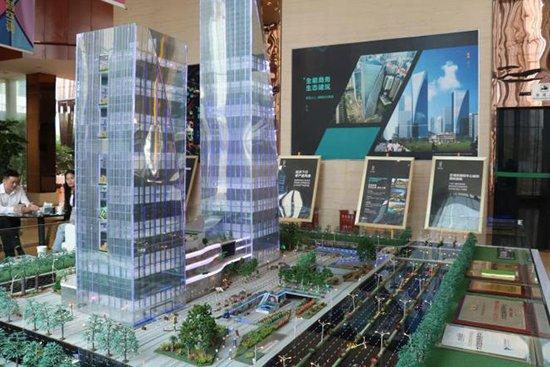 双铁韵城评价篇:打造呈贡地标性建筑