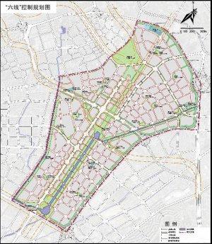 陆良县城区规划图