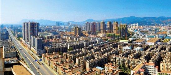 新区建设热 昆明多个产业园区功能定位重叠