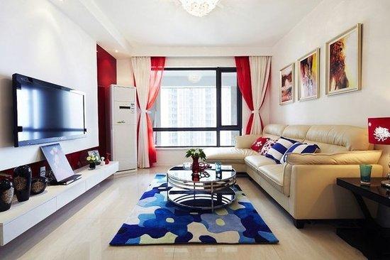 温馨诱惑_糖果色甜美公寓诱惑两居室温馨舒适很有爱