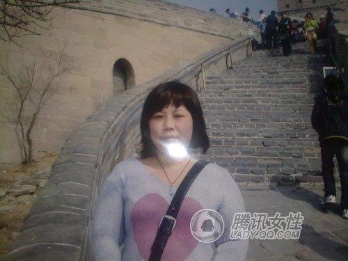 晒减肥:中年大妈变美少女