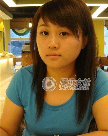胖子美女美女胖子中国最美女胖子图片胖子女生  竖