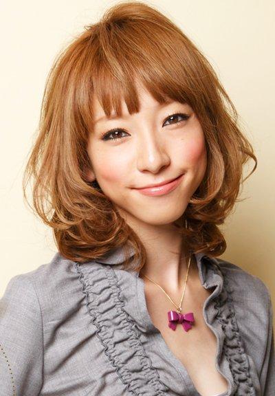 最流行的发型图片_2013日本杂志最流行发型总结