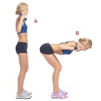 提臀瘦腿 7个有效减肥动作
