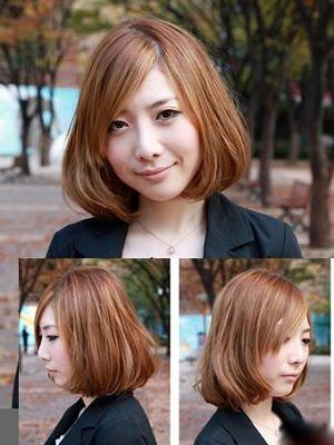 5款适合肉感胖脸女生的发型推荐