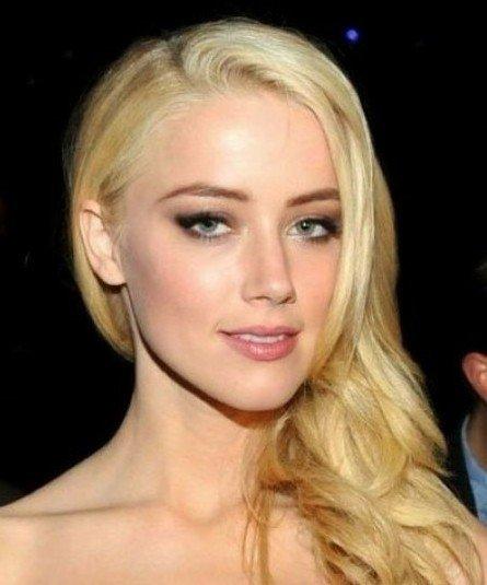欧美 张梓琳/欧美女星Amber Heard用金发女郎的姿态展示了另一种感觉的偏分...