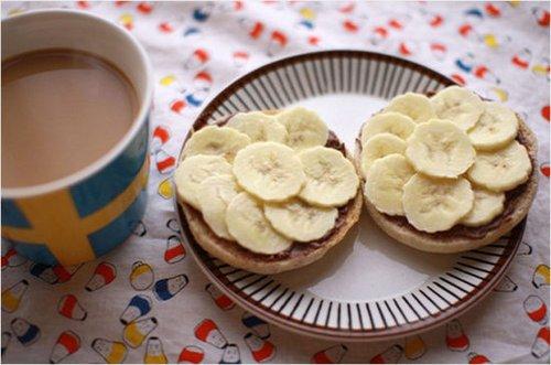 香蕉酸奶面膜