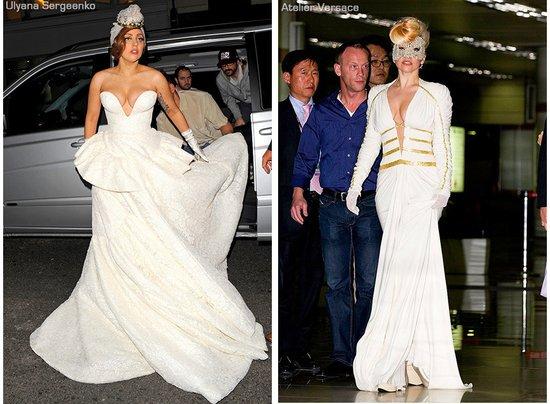 Gaga要出嫁 婚纱岂是凡人款?
