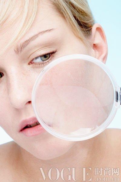 皮炎症状毛孔粗大图片