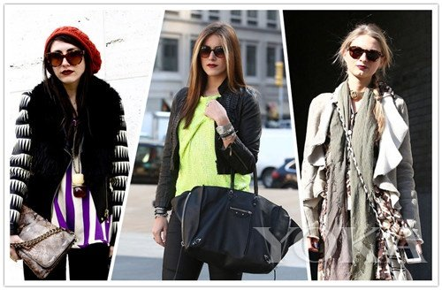 Style2:street style也能随性一些