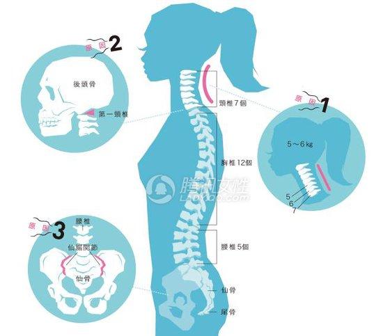 肩膀酸痛僵硬从纠正颈部开始