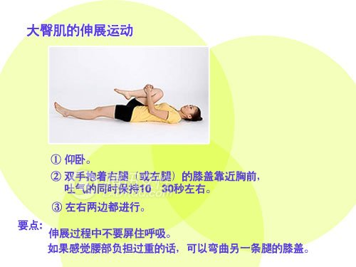 臀部苹果减肥法练就小翘臀肌肉瘦脸吗针打可以吃图片