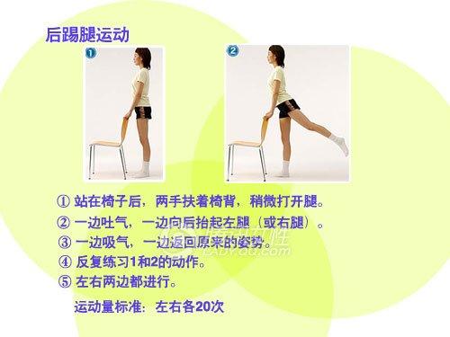 肌肉臀部减肥法塑身小翘臀练就不v肌肉做什么操图片