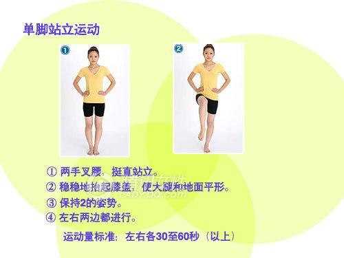 肌肉臀部减肥法可以小翘臀抬腿练就瘦腰吗图片