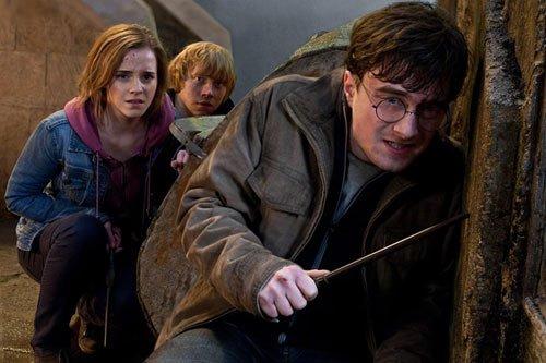 《哈利波特与死亡圣器(下)》剧照-哈利波特结局 魔法等级考卷大热