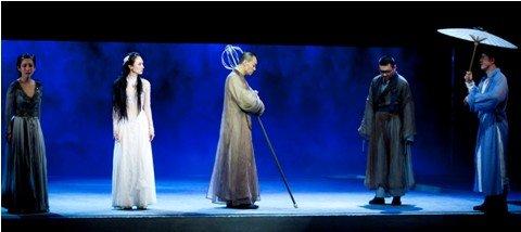 时尚传媒20周年活动 《青蛇》北京火爆首演