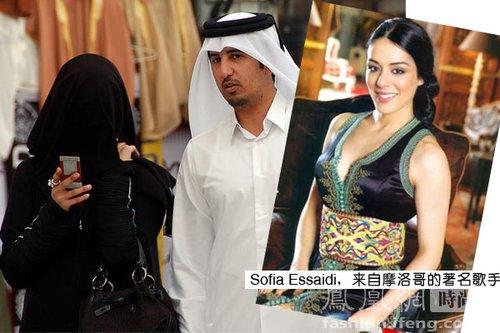 中东出石油更盛产美女