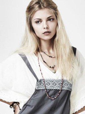 甜美慵懒 欧式的时尚魅力发型图片