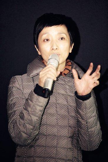 VOGUE120周年展览系列活动 雕塑家向京分享作品