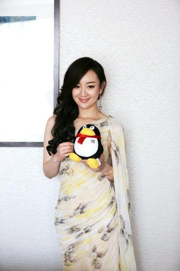 腾讯时尚独家专访张檬:明星来时装周是看秀不是作秀!