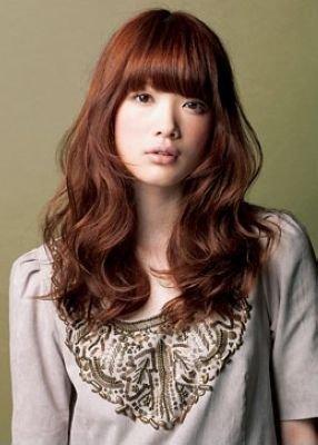 5款迎春发型 最显年轻精致(组图)