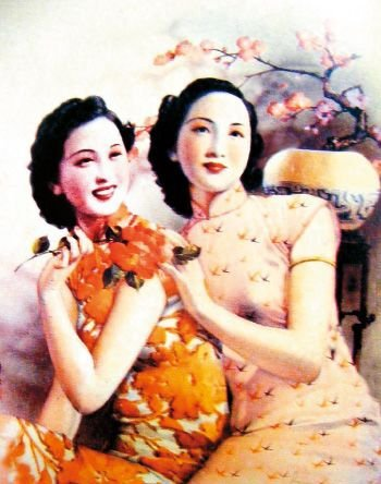 世纪穿越 老上海的美妆记忆_女性_腾讯网