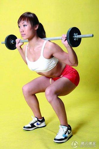 健身时你的下蹲姿势正确吗?