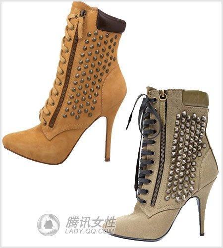 初秋鞋品换季妙曼的足底风光