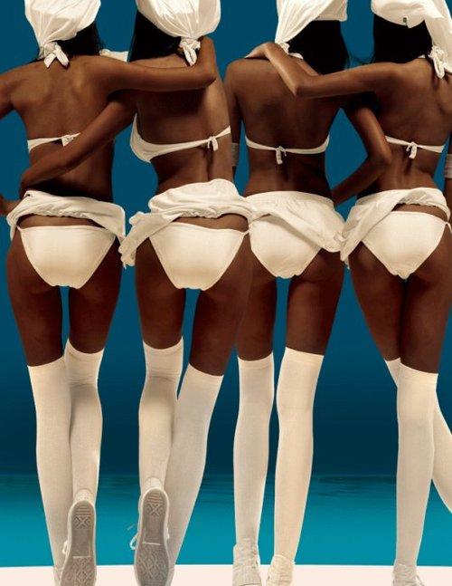 研究发现屁股大的女人记性差 女性