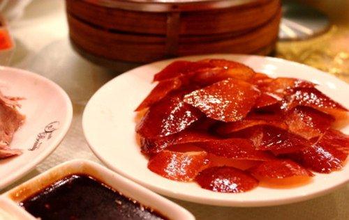 北京全聚德烤鸭价格表