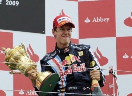 [F1]维特尔胜利来之不易 盛赞银石与众不同